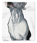 Maranos 3348 Fleece Blanket