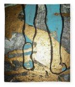 Marble Walk Fleece Blanket