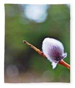 March Fleece Blanket