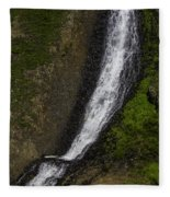 March Waterfall Fleece Blanket