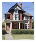 Margaret Mitchell House In Atlanta Georgia Fleece Blanket