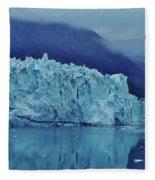 Margerie Glacier Beauty Fleece Blanket