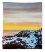 Marginal Way Day Break Fleece Blanket