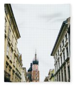 Mariacki From Florianska Fleece Blanket