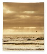 Marine Dream Fleece Blanket