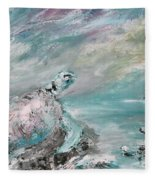 Marine  Life Fleece Blanket