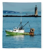 Maritime Fleece Blanket