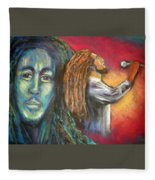 Marley Fleece Blanket