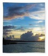 Marshall Islands Fleece Blanket
