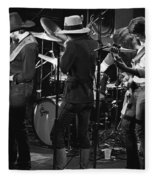 Marshall Tucker Band With Jimmy Hall 2 Fleece Blanket