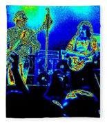 Marshall Tucker Winterland 1975 #18 In Special Cosmicolors Fleece Blanket