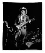 Marshall Tucker Winterland 1975 #2 Fleece Blanket