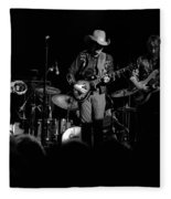 Marshall Tucker Winterland 1975 #21 Fleece Blanket