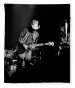 Marshall Tucker Winterland 1975 #23 Fleece Blanket