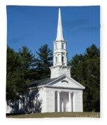 Martha-mary Chapel Fleece Blanket