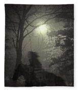 Martha Fleece Blanket
