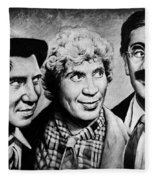 Marx Bros Fleece Blanket