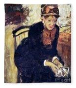 Mary Cassatt (1845-1926) Fleece Blanket