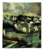 Masbourg Fleece Blanket