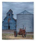 Mason City Nebraska  Fleece Blanket
