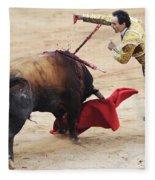 Matador El Cid II Fleece Blanket