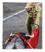 Matador El Juli Fleece Blanket