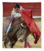 Matador Jose Maria Manzanares Iv Fleece Blanket