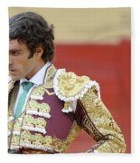 Matador Jose Tomas IIi Fleece Blanket