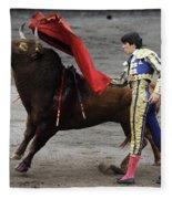 Matador Miguel Angel Perera I Fleece Blanket