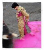 Matador Sebastian Castella Fleece Blanket