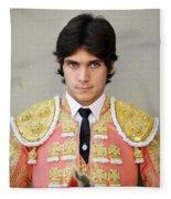 Matador Sebastian Castella V Fleece Blanket