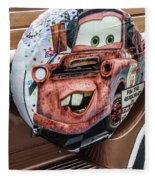 Mater Fleece Blanket