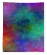 Matter And Space Fleece Blanket