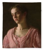 Maud Cook Fleece Blanket