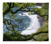 Maui Fleece Blanket