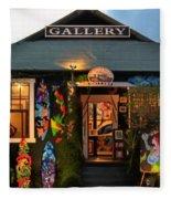 Maui Gallery Fleece Blanket