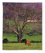 Maui, Upcountry Fleece Blanket