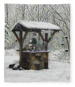 Mavis' Well Fleece Blanket