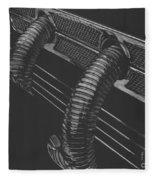 Maximal Minimalist 1935 Cord Fleece Blanket
