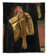 Maximilian I Holy Roman Emperor Fleece Blanket