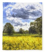 May Farm Art Fleece Blanket