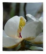 May Magnolia 2 Fleece Blanket