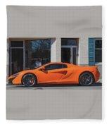 Mcclaren Fleece Blanket
