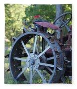 Mccormic Deering Farm Tractor   # Fleece Blanket