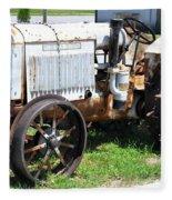 Mccormick-deering 10-20 Tractor Fleece Blanket