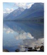 Mcdonald Reflection Fleece Blanket