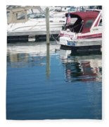Mckinley Marina 1 Fleece Blanket
