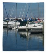 Mckinley Marina 2 Fleece Blanket