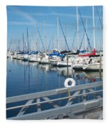 Mckinley Marina 5 Fleece Blanket