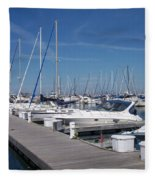 Mckinley Marina 6 Fleece Blanket